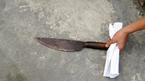 Va chạm khi đào mương, xóm trưởng bị đâm tử vong