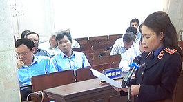 Vỡ đường nước Sông Đà, cựu giám đốc bị đề nghị 36-42 tháng tù
