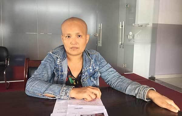 Ngỡ tưởng mang bầu, mẹ nghèo đau đớn phát hiện mắc bệnh ung thư