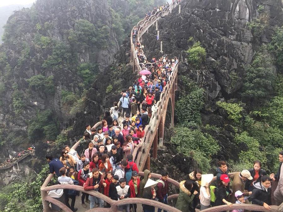 Ninh Bình sẽ tiến hành tháo dỡ công trình trái phép tại Tràng An