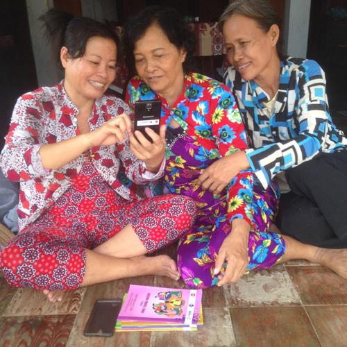 Phụ nữ ĐBSCL đổi đời nhờ mô hình tiết kiệm nhóm