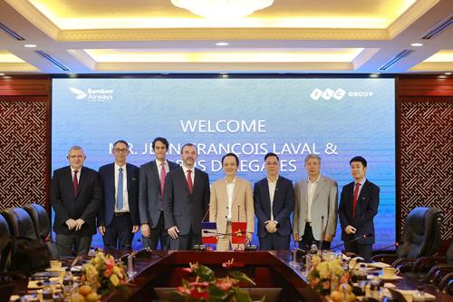 FLC chi 3 tỷ USD mua 24 máy bay cho Bamboo Airways