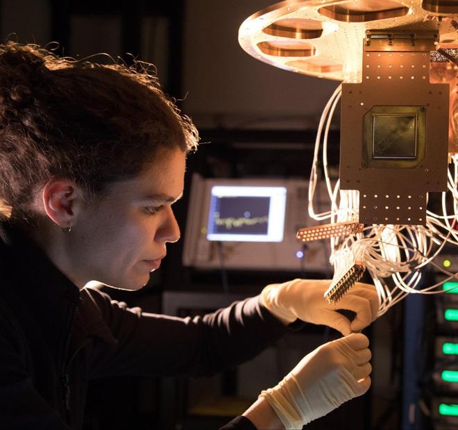 Google công bố chip lượng tử mạnh nhất thời điểm hiện tại