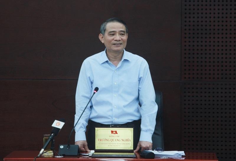 Đà Nẵng,Bí thư Đà Nẵng,Trương Quang Nghĩa