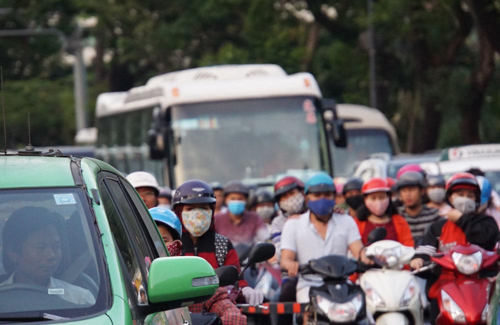 kẹt xe,cửa ngõ Tân Sơn Nhất,Tân Sơn Nhất,ùn tắc giao thông