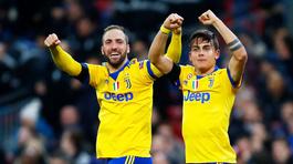 Juventus lật kèo ngoạn mục hạ gục Tottenham