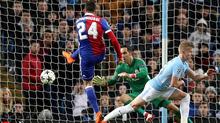 """Man City """"thả lộ"""" Basel vẫn đoạt vé tứ kết"""