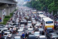 Hà Nội quyết không để tắc đường quá 30 phút