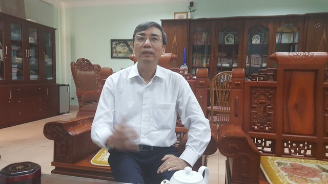 Giám đốc Sở GD-ĐT Vĩnh Phúc bị kỷ luật cảnh cáo
