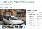 Ô tô cũ giá chỉ vài chục triệu: Cẩn trọng kẻo mua phải taxi 'hết đát'