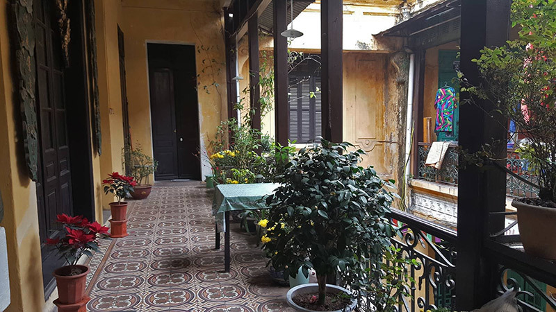 Biệt thự gần 100 tuổi của đại gia nức tiếng phố cổ một thời