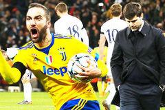 Juventus cho Tottenham ôm hận: Đơn giản, đó là đẳng cấp