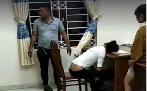 Nam thanh niên chấn động não sau khi làm việc với công an