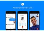 Facebook bổ sung tính năng gọi video cho Messenger Lite