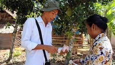 Anh bán vé số đậu công chức chia sẻ cảm giác làm ở UBND huyện