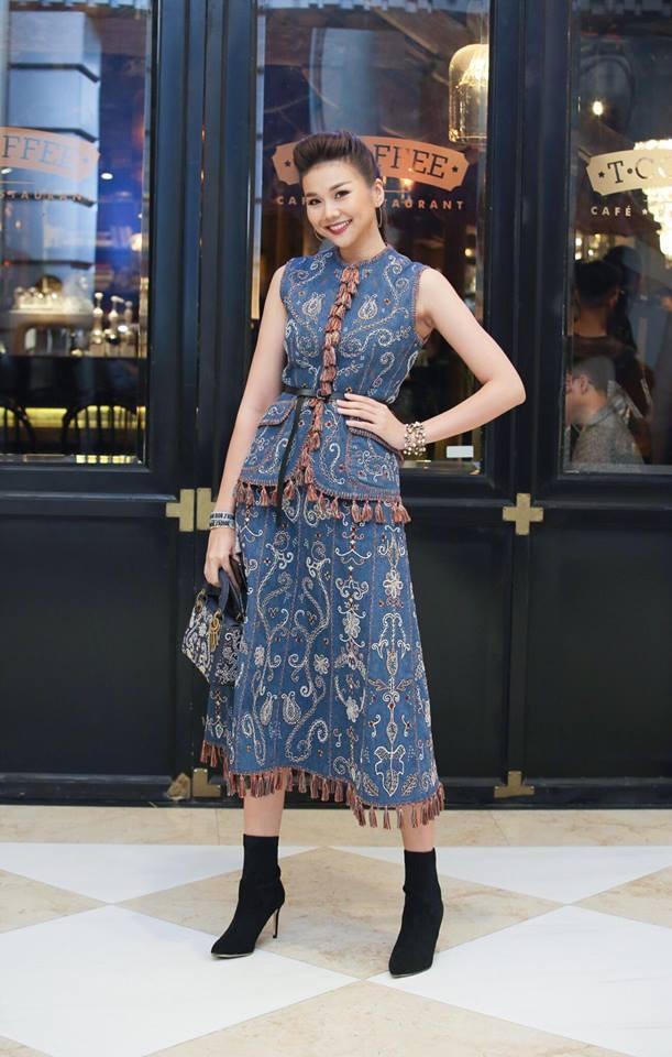 Vì sao siêu mẫu Thanh Hằng 35 tuổi vẫn độc thân?