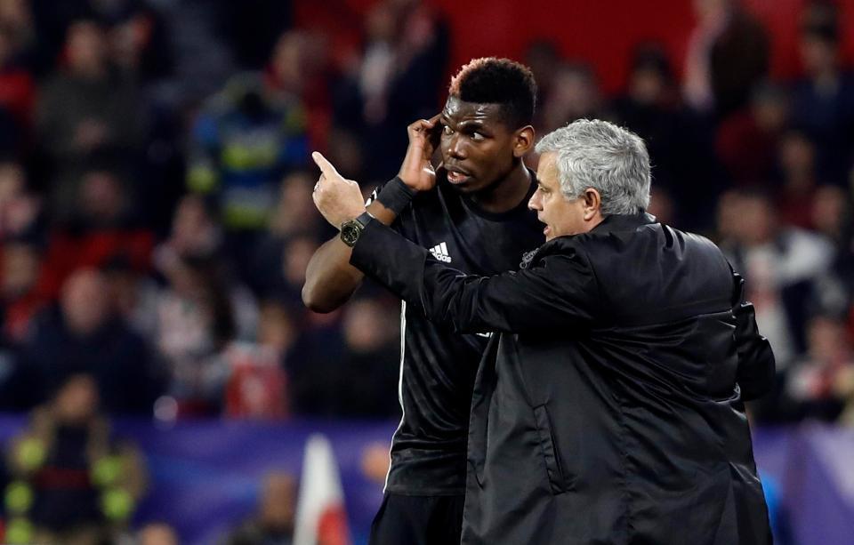 MU tống khứ bất kỳ sao nào dám cãi lệnh Mourinho