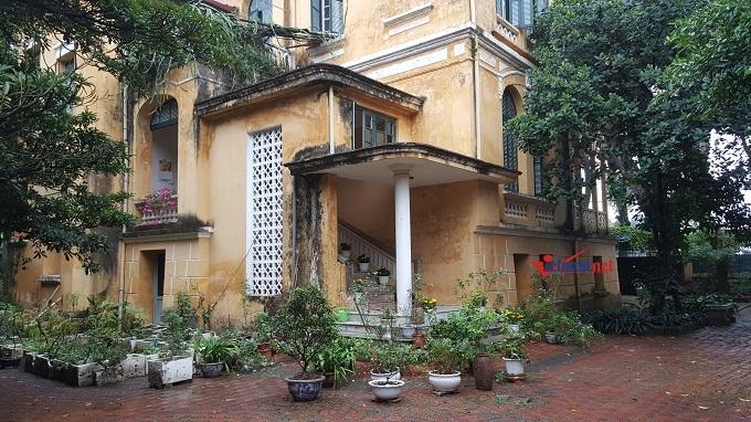 biệt thự,Trịnh Văn Bô,Hoàng Thị Minh Hồ,34 Hoàng Diệu