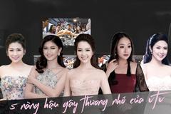 5 nàng hậu gây thương nhớ của VTV