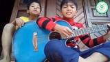 Cặp đôi ca sĩ nhí hát đệm đàn ghita hát cực cuốn hút