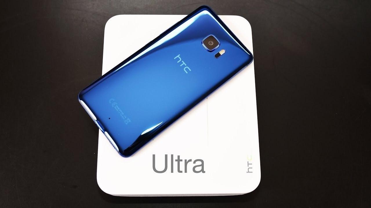 HTC,Android 8.0,HTC U Ultra,Điện thoại HTC