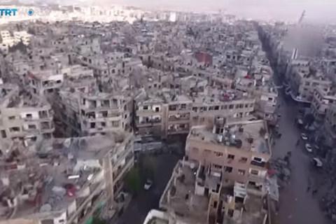 Chiến sự tại Đông Ghouta