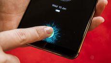 Galaxy S10 mới có cảm biến vân tay dưới màn hình