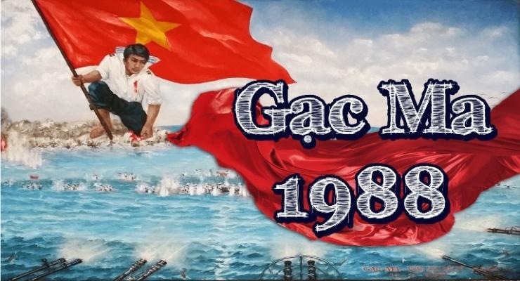 Gạc Ma,Trường Sa,Đảo nhân tạo,Trung Quốc,Chủ quyền biển đảo,Giàn khoan 981,Biển Đông