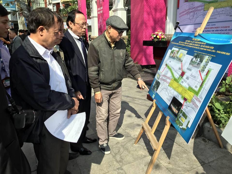 Nhà sử học Lê Văn Lan: Ga ngầm cạnh hồ Gươm là nhạy cảm