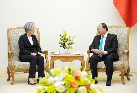 Chủ tịch nước Trần Đại Quang,Thủ tướng Nguyễn Xuân Phúc