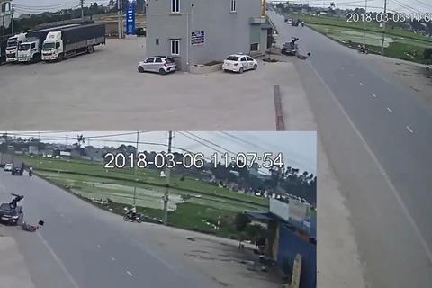 tai nạn không quan sát