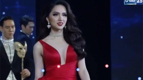 Hương Giang lọt Top 12 Hoa hậu Chuyển giới 2018