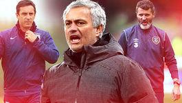 MU đánh lừa thiên hạ, Mourinho chửi hay như hát