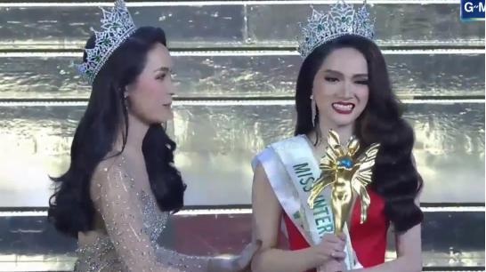 Hương Giang đăng quang Hoa hậu Chuyển giới 2018