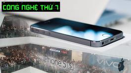 Náo loạn vì iPhone giá sốc, lộ 'vũ khí' bí mật của Samsung
