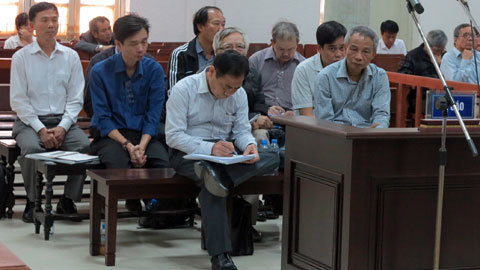 Vỡ đường ống nước Sông Đà,ông Phí Thái Bình,Tổng Công ty Vinaconex