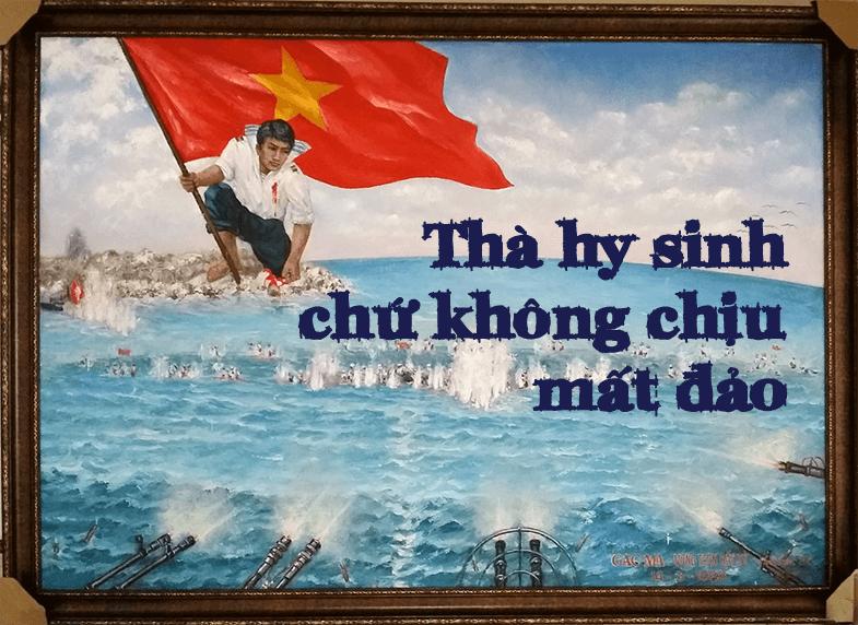 Trường Sa,Biển Đông,Thảm sát Gạc Ma,Thiếu úy Trần Văn Phương,Gạc Ma 1988