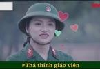 Hình ảnh đáng yêu của Hương Giang Idol khi tham gia Sao nhập ngũ