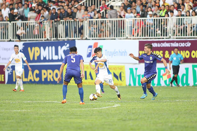 U23 Việt Nam,HLV Park Hang Seo,Xuân Trường,V-League,HAGL,CLB Hà Nội