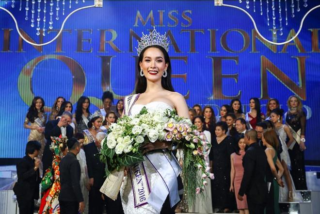 Hương Giang Idol,Hoa hậu chuyển giới Quốc tế 2018