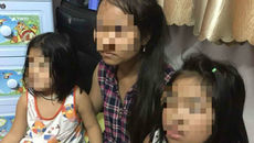 Giải cứu 2 bé gái bị bắt cóc, tống tiền 50 ngàn USD