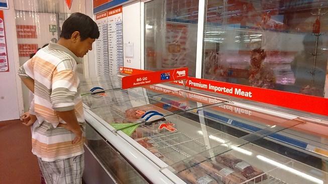 thịt bò,thịt trâu,thịt bò giả