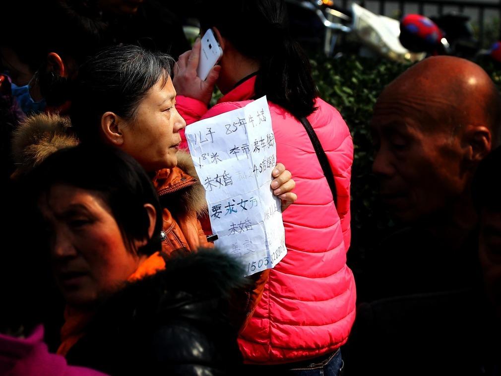 hôn nhân,bạn đời,Trung Quốc,mai mối
