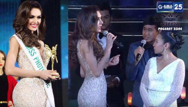 Hoa hậu chuyển giới Mexico nghi ngờ về vương miện của Hương Giang