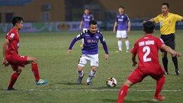 Lịch thi đấu lượt đi Nuti Cafe V-League 2018