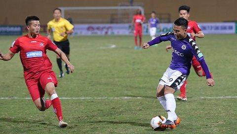 Hà Nội 1-0 Hải Phòng