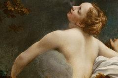 'Jupiter và Io': Tình yêu đam mê giữa thần và người