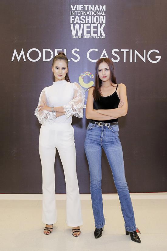 Võ Hoàng Yến,Vietnam's Next Top Model,Hương Ly,Ngọc Châu