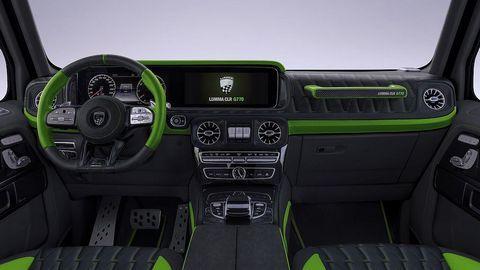 Bản xe độ Mercedes-AMG G 63 2019 đầu tiên
