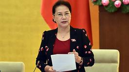 Chủ tịch QH: Lấy phiếu tín nhiệm vào kỳ họp cuối năm